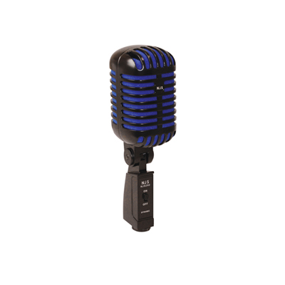NJS Retro Style Side Address Vocal Microphone