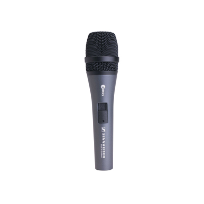 Sennheiser 'e 845s' High-Performance Lead Vocal Microphone