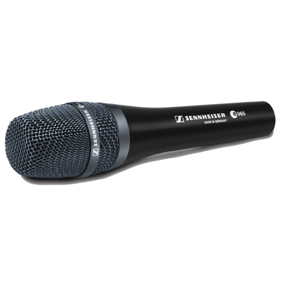 Sennheiser 'e 965' Large Diaphragm Handheld Vocal Microphone