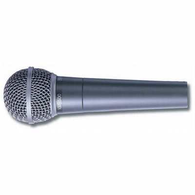 Behringer XM8500 Ultravoice Dynamic Handheld Microphone 600 Ohm