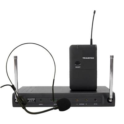 Trantec S4.4-EA-UK UHF Headset System