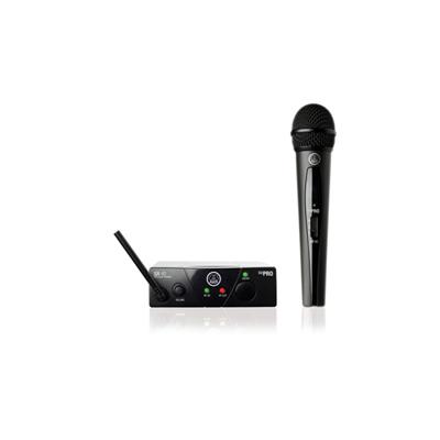 AKG WMS40 MINI Wireless UHF Microphone system