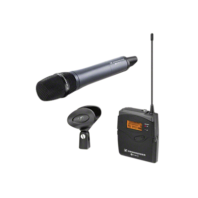 Sennheiser 'ew 135 G3 GB' Wireless Microphone Vocal Voice System