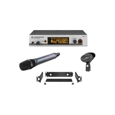Sennheiser 'ew 345 G3 GB' Handheld Radio Microphone System