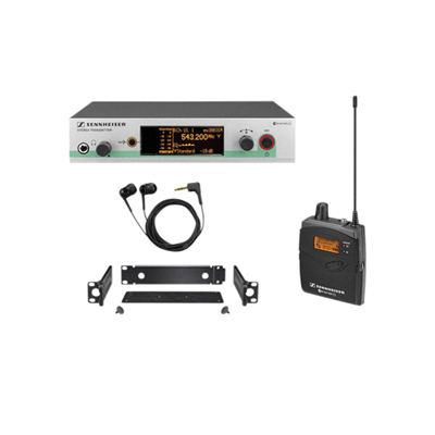Sennheiser 'ew 300 IEM G3 GB' In-Ear Monitoring Radio Microphone System