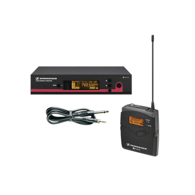 Sennheiser 'ew 172 G3 GB' Guitar/Instrument Radio Microphone System