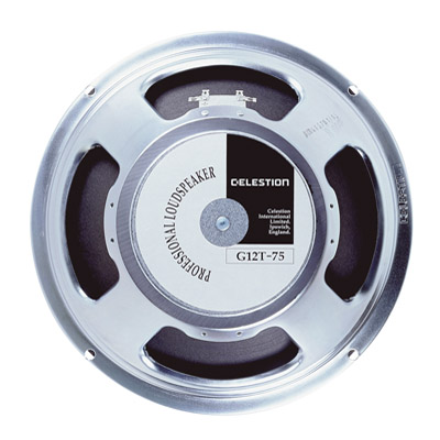 Celestion G12T-75 Chassis Speaker 75W (8 Ohm)
