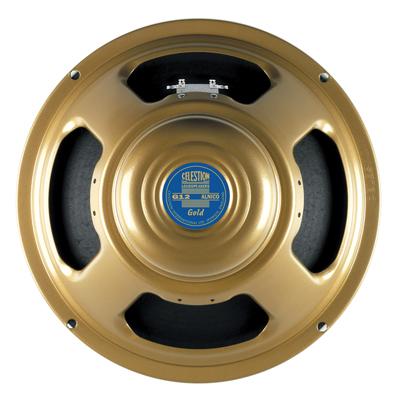 Celestion Alnico Gold Speaker (8 Ohm)