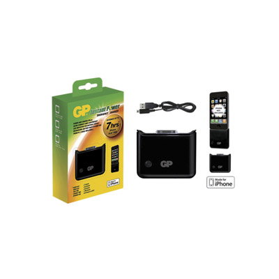 GP GPXPB04 Emergency iPhone Charger