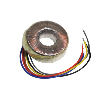 TOROIDAL TRANSFORMER P042J OUTPUTS (V ac) 0-12,0-12 POWER (W) 160