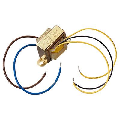 MAINS ISOLATED TRANSFORMER P034B OUTPUTS (V ac) 0-12/0-12 POWER (W) 48