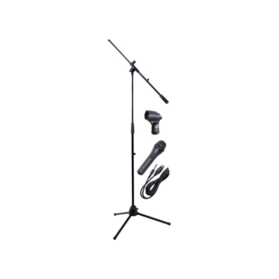Complete Microphone & Stand Kit By NJS
