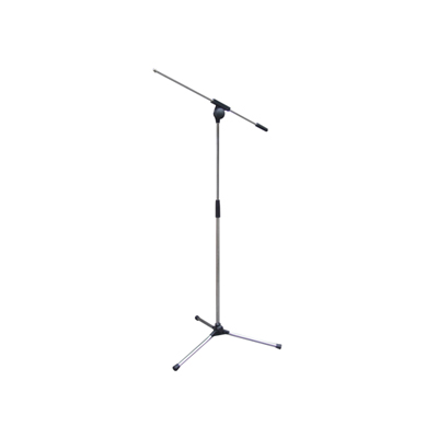 Microphone Stand with Tripod Legs and Boom Arm