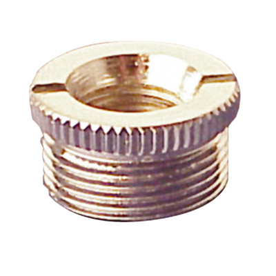 Steel Threaded Adaptor for Microphone Stands