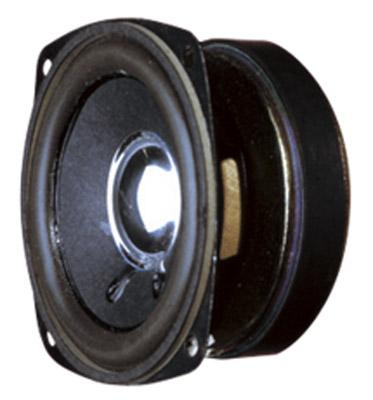 75 mm 10 W Full Range Round Speaker (8 Ohm)