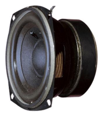 100 mm 10 W Bass Round Speaker (8 Ohm)