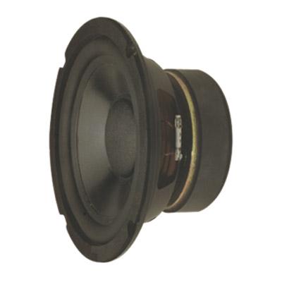 166 mm 45 W Bass Round Bass Speaker (8 Ohm)