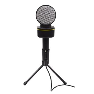 SoundLAB Condenser 3.5mm Jack Microphone with Volume Control