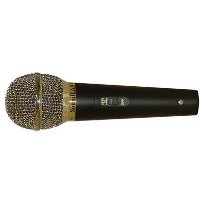 Soundlab DM310 Dynamic Handheld Microphone 600 Ohm