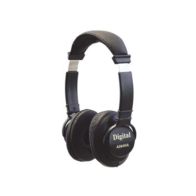 SOUNDLAB DIGITAL QUALITY HI-FI STEREO HEADPHONES A084HA