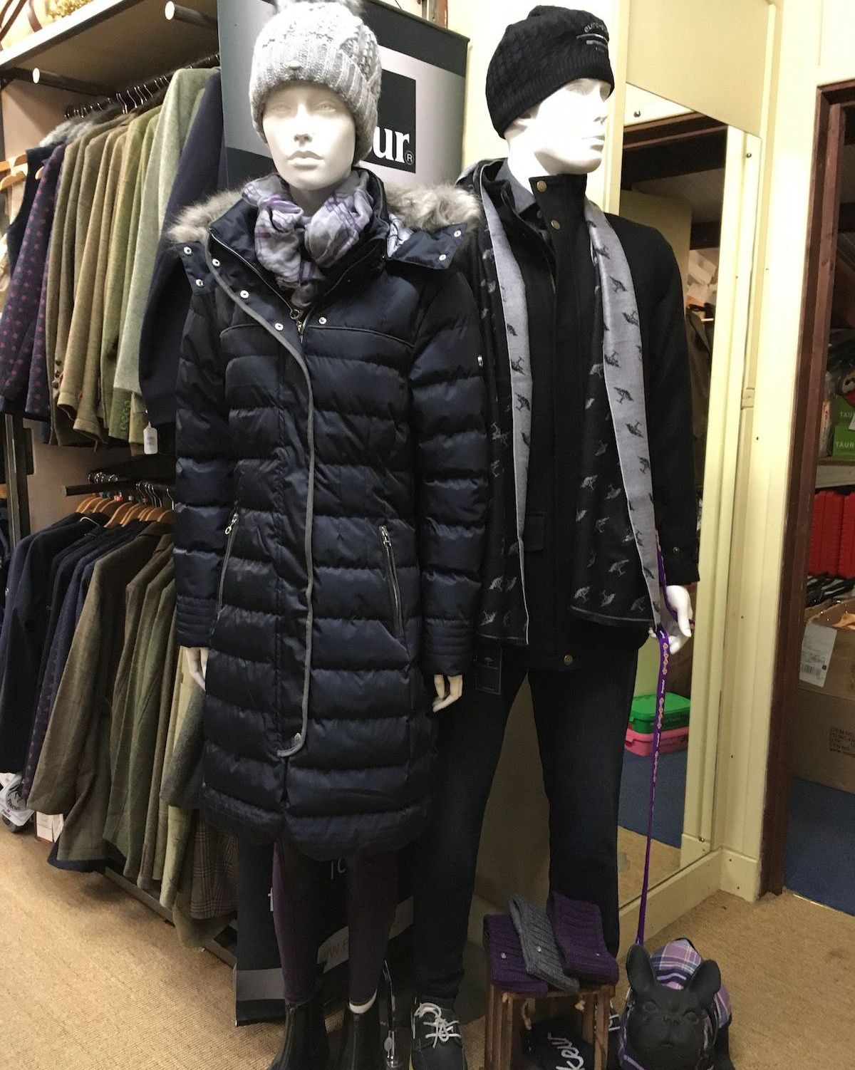 Lifestyle clothing at Riseholme Feeds