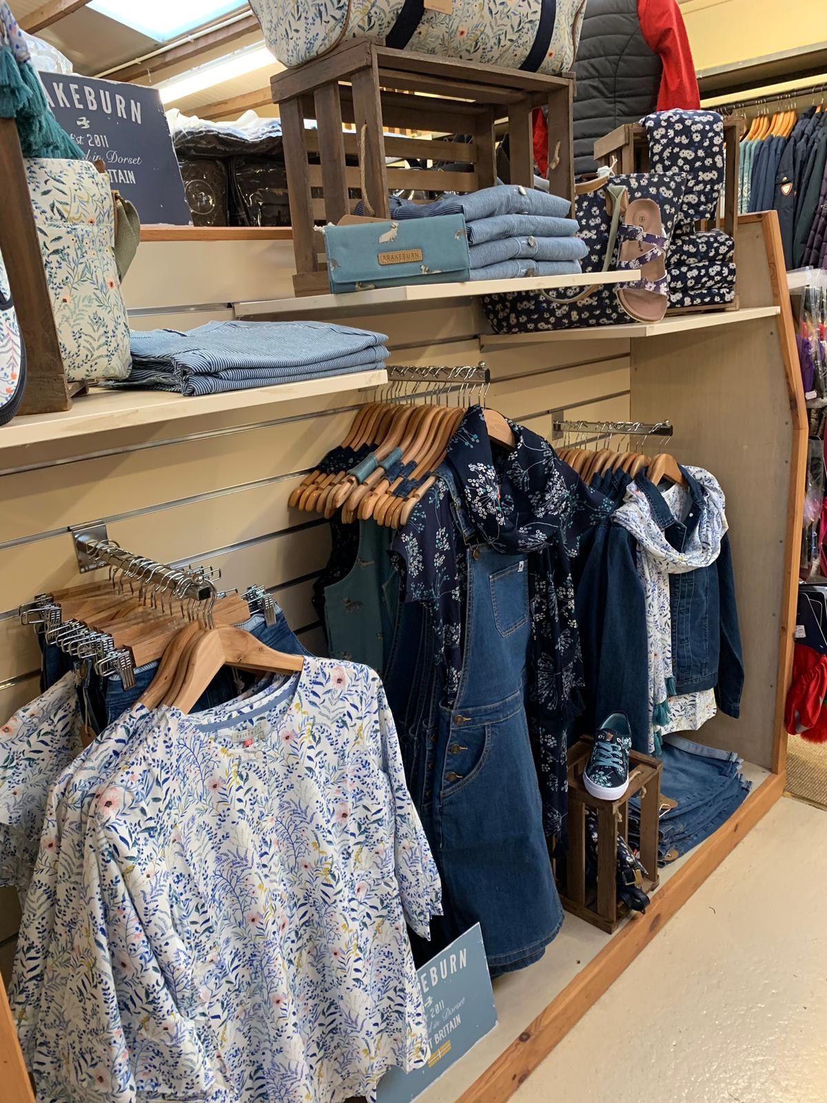 Brakeburn clothing at Riseholme Feeds