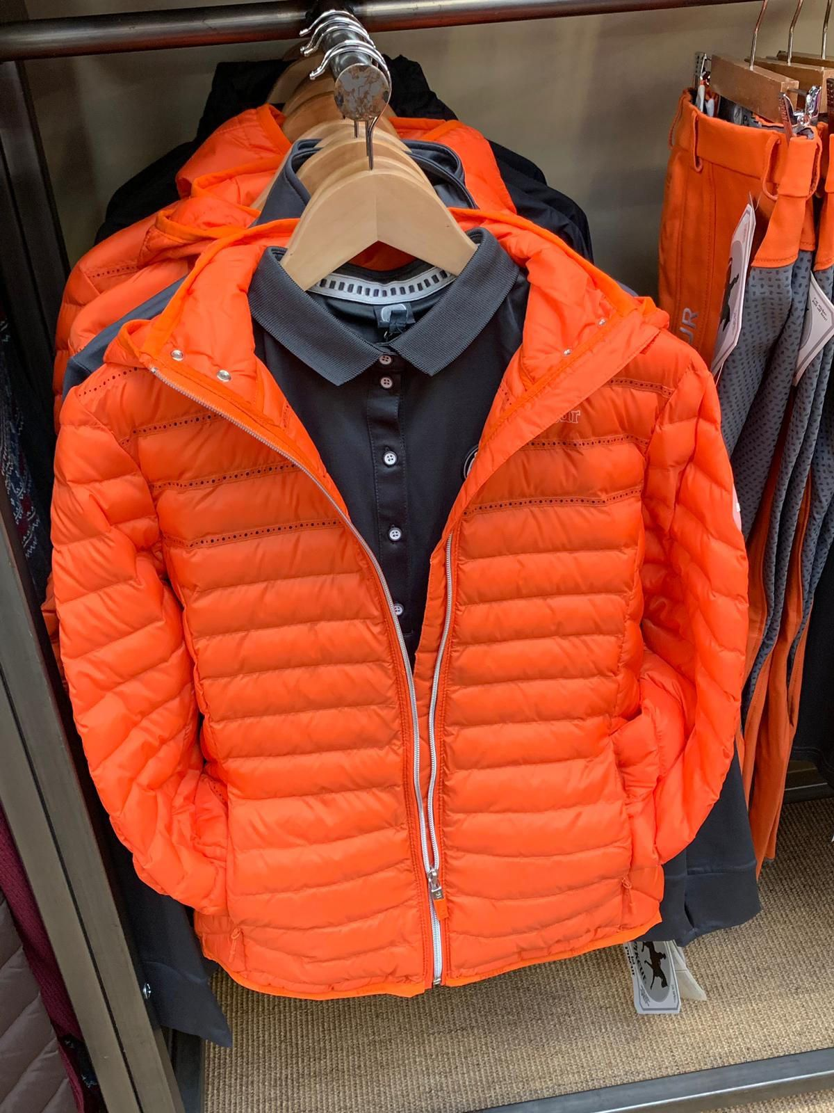 Pikeur Orange & Grey range