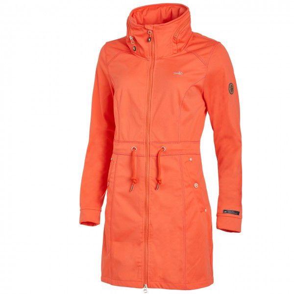 Mandarin & Navy Equestrian Clothing