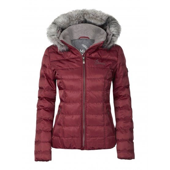 LeMeiux padded coat