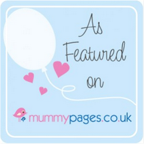 featured on mummypages button