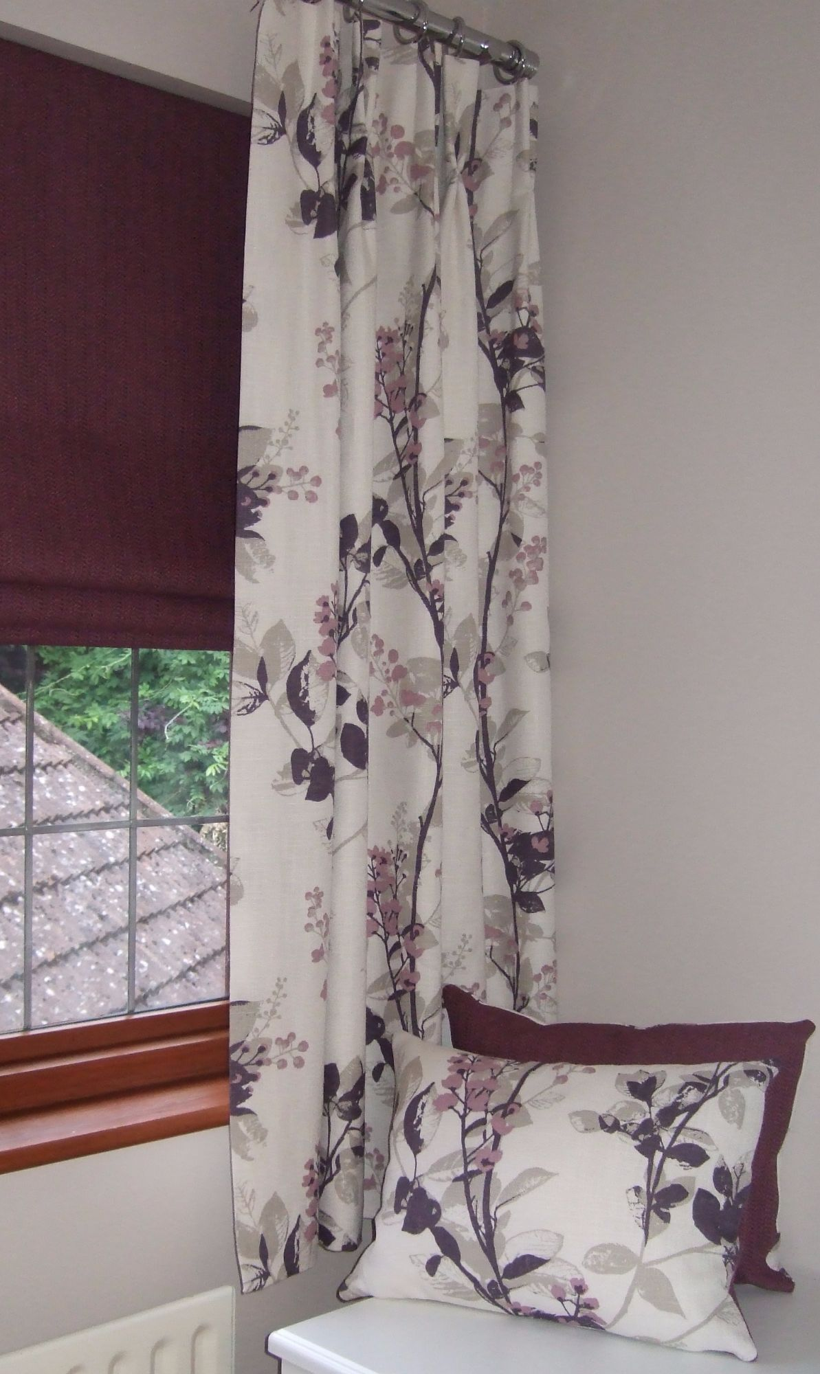 Handmade Curtains In Kent Roman Blinds Made In Kent