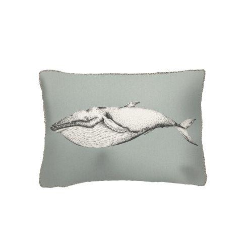 Arthouse Voyage Maison HUMPBACK WHALE cushion