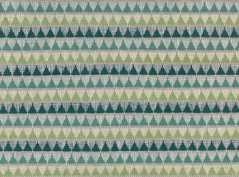 Villa Nova Fabrics & Wallcovering - Tobi Multi Pine Weave Fabric SAMPLE ONLY