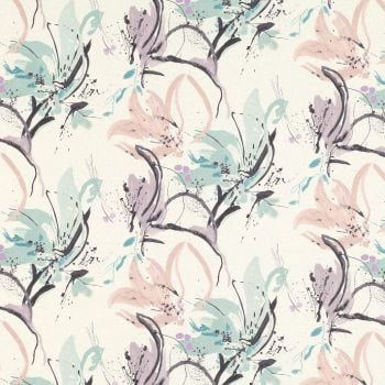 Villa Nova Fabrics & Wallcoverings - Artesia Pastelle Fabric SAMPLE ONLY