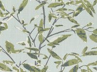 Romo Fabrics & Wallcoverings - Sumba Lovage Fabric SAMPLE ONLY