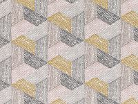 Romo Fabrics & Wallcoverings - Escher Multi Wild Rose Fabric SAMPLE ONLY