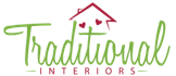 Traditional Interiors, site logo.