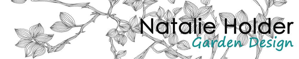 Natalie Holder Garden Design, site logo.