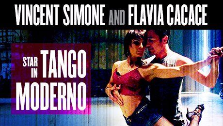 T17.10.18 - Tango Moderno 18th October 2017 - 2.30pm
