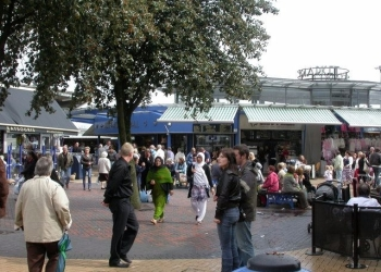 E17.08.02 - 2nd August - Bury's World Famous Market