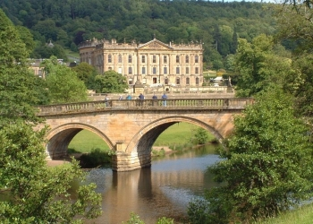 E17.08.15 - 15th August - Chatsworth House & Gardens