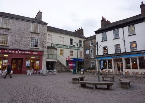 E17.08.18 - 18th August - Kendal & Morecambe