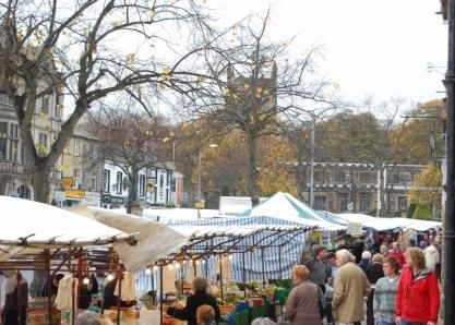 E17.10.30 - 30th October - Skipton on Market Day