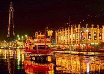 E17.11.03 - 3rd November - Blackpool & The Illuminations