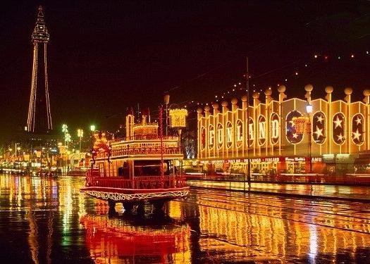 E17.11.03 - 3rd November - Blackpool & The Illuminations