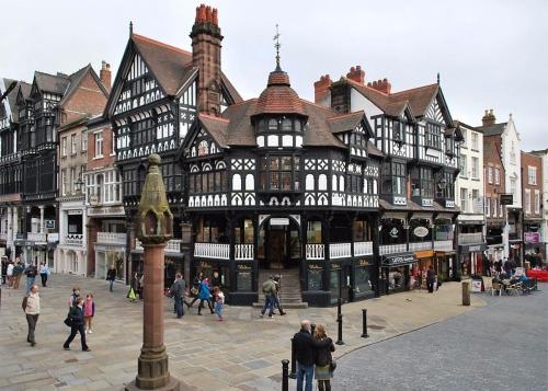 E17.11.21 - 21st November - Chester for Christmas Shopping