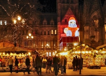 E17.11.30 - 30th November - Manchester Christmas Markets