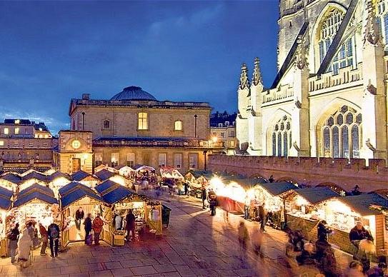 E17.12.02 - 2nd December - York St. Nicholas Christmas Fayre
