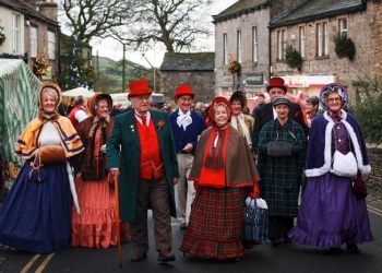 E17.12.02 - 2nd December - Grassington Dickensian Festival & Skipton