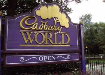 E17.08.23 - 23rd August 2017 - Cadburys World